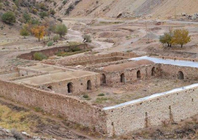 قلعه چمشک خرم آباد