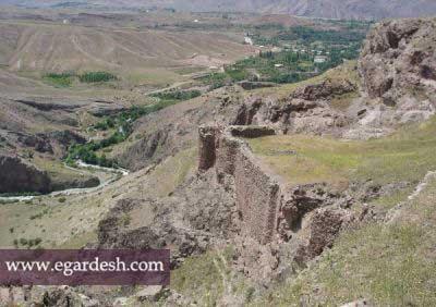 قلعه لمبسر قزوين