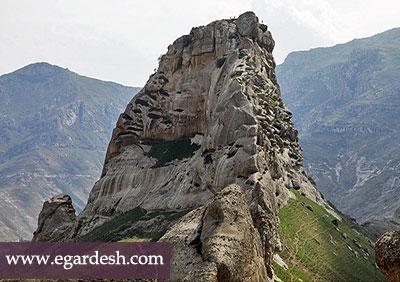 قلعه پشتو اهر