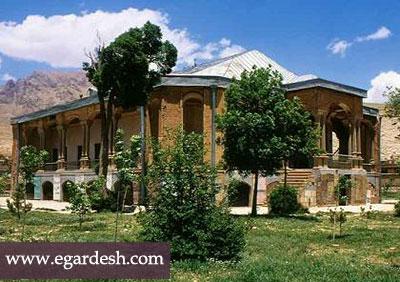 قلعه سردار اسعد شهرکرد