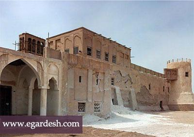 قلعه شیخ سلطان بندر لنگه