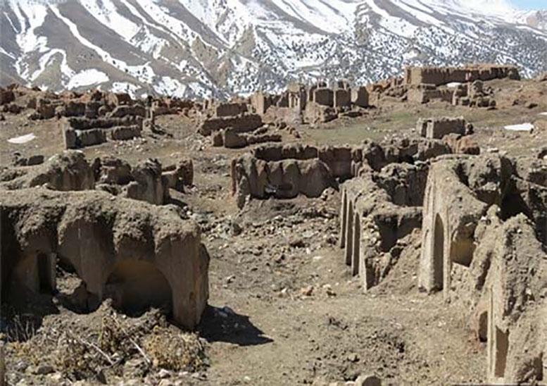 گورستان شاه کوه شاهرود
