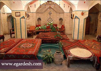 چایخانه سنتی حاج داداش زنجان