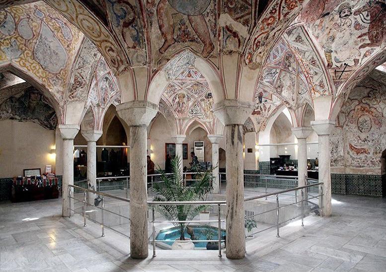 حمام شاه مشهد