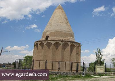 بنای تاریخی امامزاده اظهر بن علی رزن