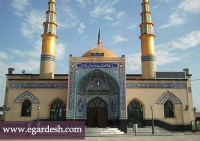 مقبره امامزاده برکشلوی ارومیه