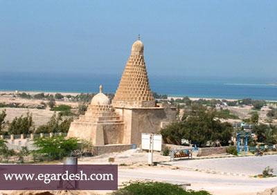 امامزاده میر محمد خارک بوشهر