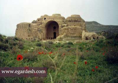کاخ اردشیر فیروز آباد
