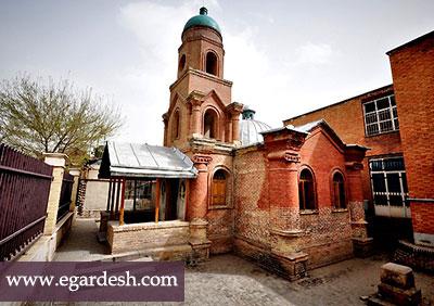 کلیساهای قزوین قزوين