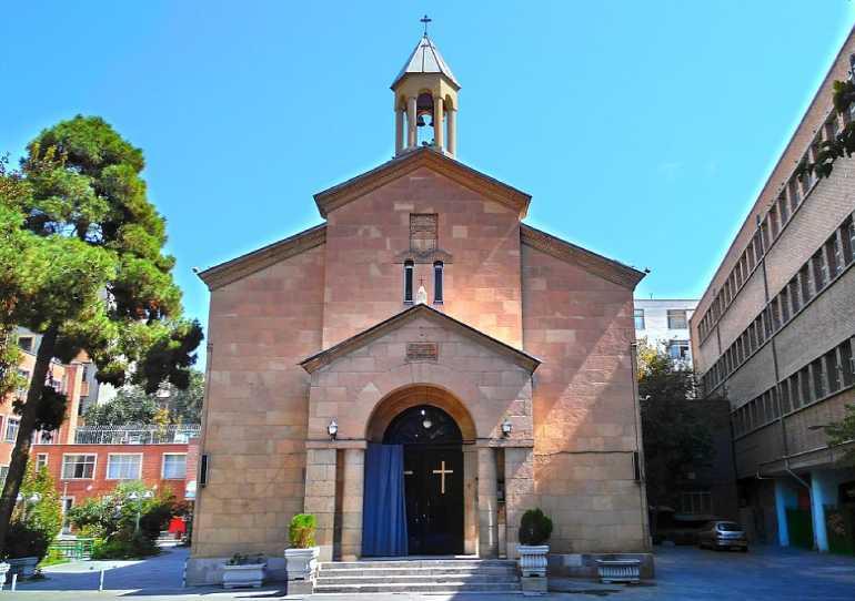 کلیسای مریم اصفهان