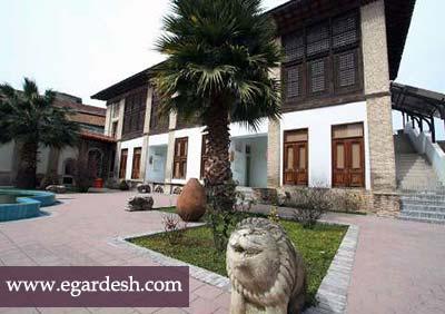 خانه قدیمی کلبادی ساری