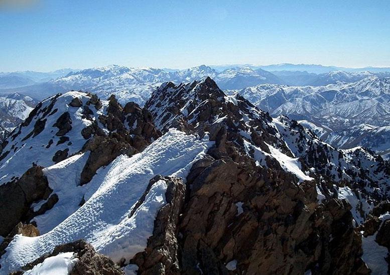 کوه چال آباد کرمانشاه