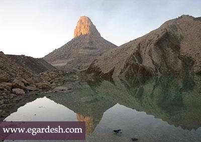 کوه پردیس عسلویه