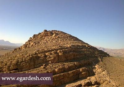 کوه رحمت شیراز