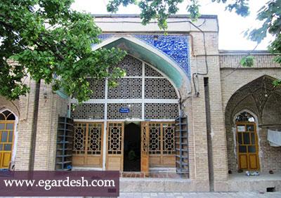 مدرسه علمیه شیخ علی خان زنگنه تویسرکان