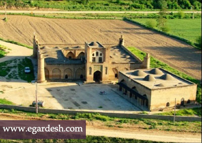 مدرسه و مسجد کریم ایشان کردکوی