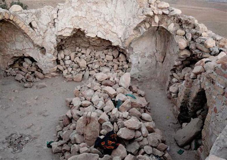 مقبره داود رش کوهدشت