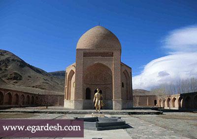 مقبره سید صدرالدین چالدران