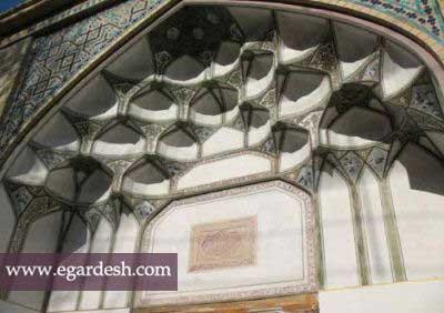مسجد علیقلی خان اصفهان