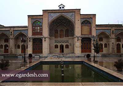 مسجد عماد الدوله کرمانشاه