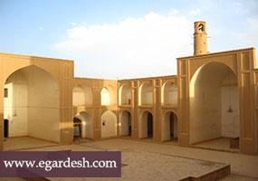 مسجد جامع ابر کوه ابرکوه