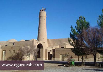 مسجد جامع فهرج یزد
