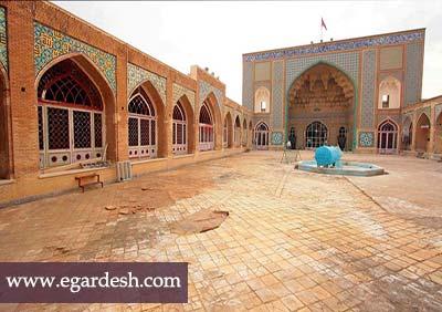 مسجد جامع قم قم