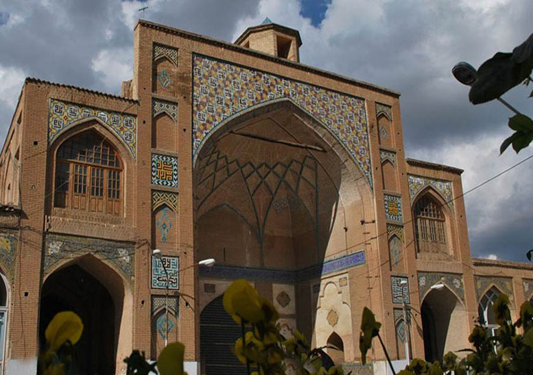 مسجد جامع خرم آباد خرم آباد
