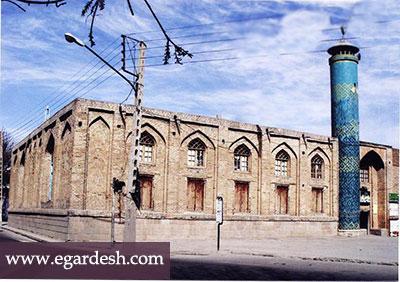 مسجد جامع مهر آباد بناب