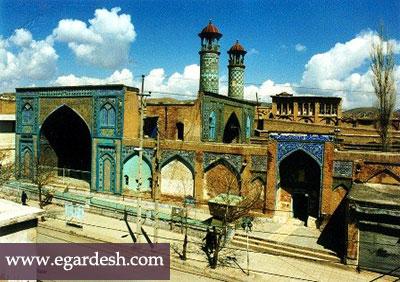 مسجد جامع سنندج