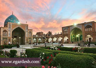 مسجد جامع زنجان زنجان