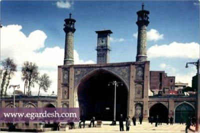 مسجد جامع اصفهان اصفهان