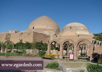مسجد کبود تبريز