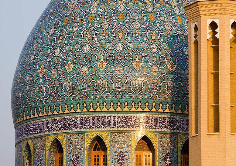 مسجد زیرده