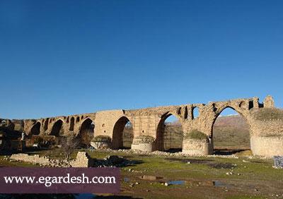 پل کشکان خرم آباد