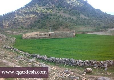 قلعه کوگان خرم آباد
