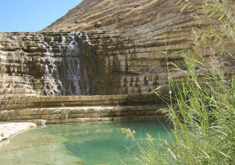 رودخانه کنگاكوش قصر شیرین