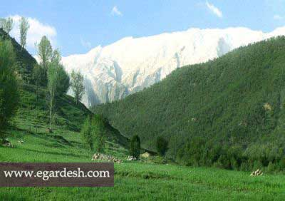 منطقه حفاظت شده سبزکوه شهرکرد