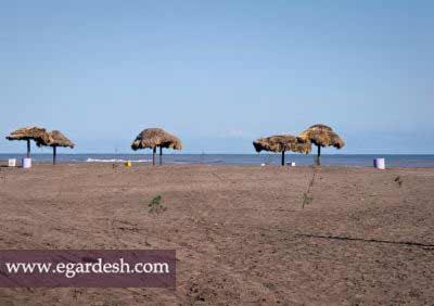 سواحل جنوب شرقی دریای خزر گرگان
