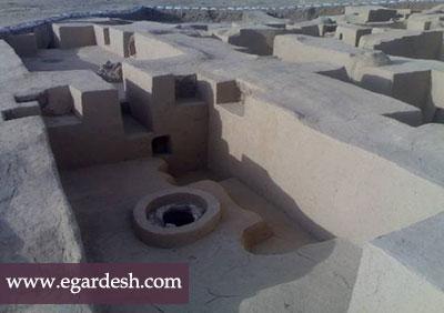 شهر زیر زمینی ذلف آباد اراک