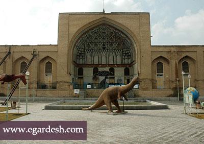 تالار تیموری اصفهان