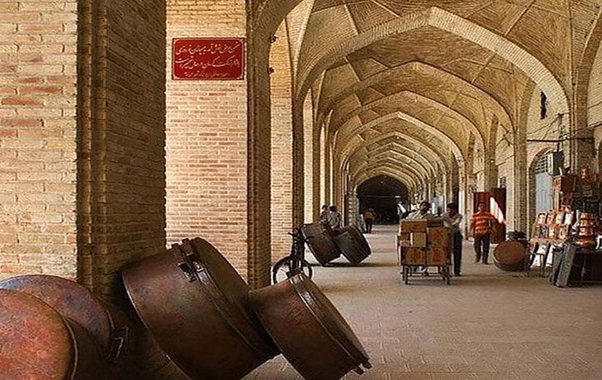 بازار مظفری کرمان