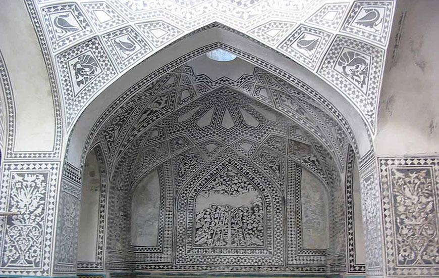 حمام حسن خان کنگاور