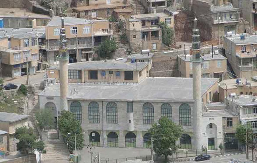 مسجد جامع پاوه پاوه