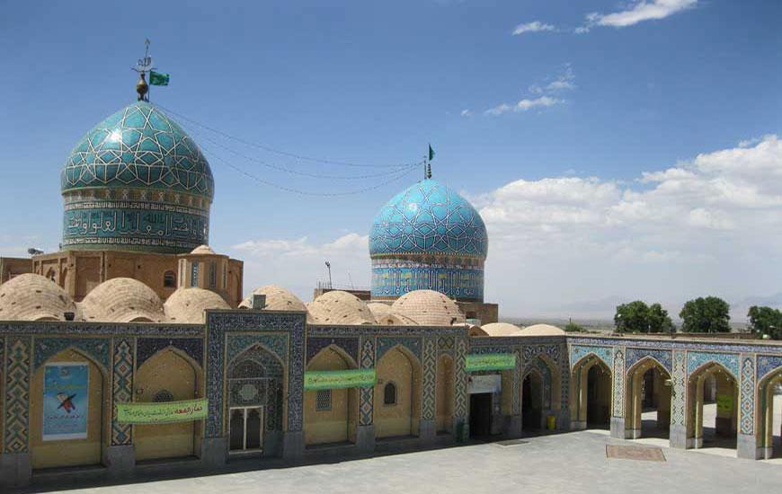 مقبره امامزاده شاهزاده حسین کرمان