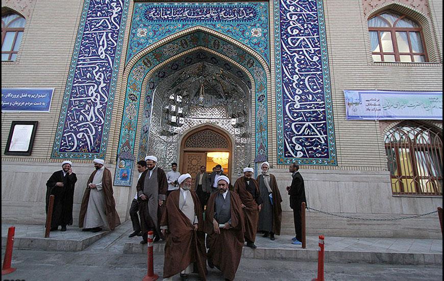 مدرسه سلیمان خان مشهد