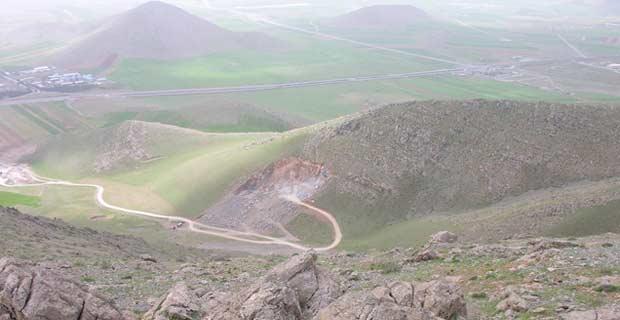 تپه برج کنگاور