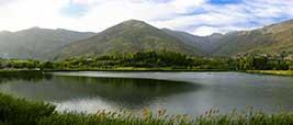 بحيرات ايرانية طبيعية
