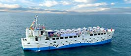 سفن ايران السياحية