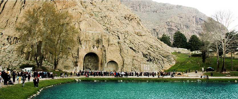 وجهات ايران السياحية لقضا الصيف